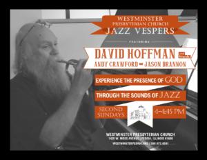 09.08.19 - Dave Hoffman & Jazz Vespers